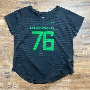Nike Oregon Ducks Jersey Top 76 Medium Game Day